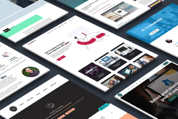 Must-See eLearning Portfolio Examples - The eLearning Designer's Academy by Tim Slade
