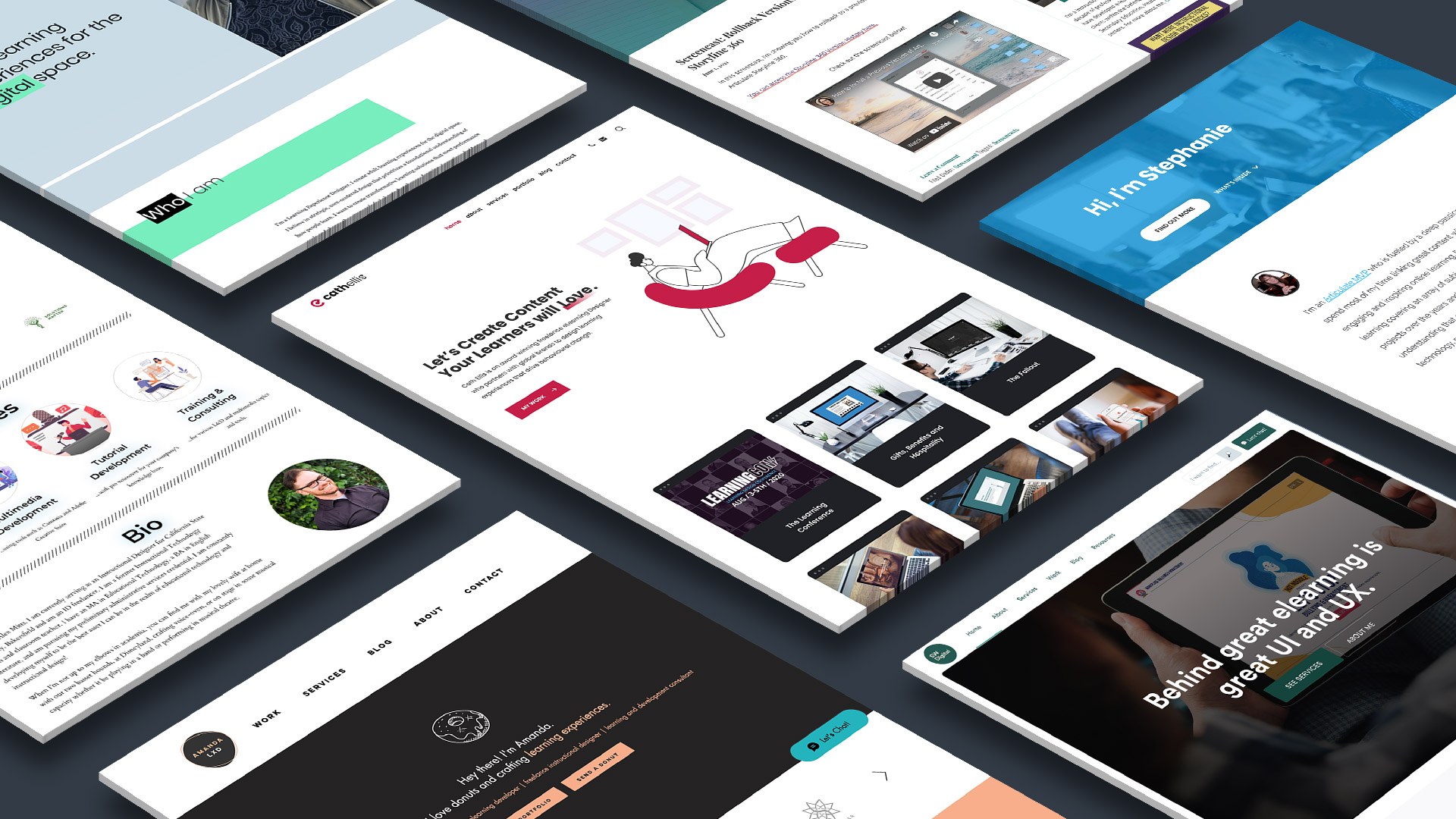 Must-See eLearning Portfolio Examples